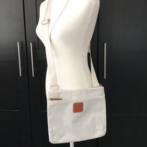 Bric's White Crossbody Bag - NWT